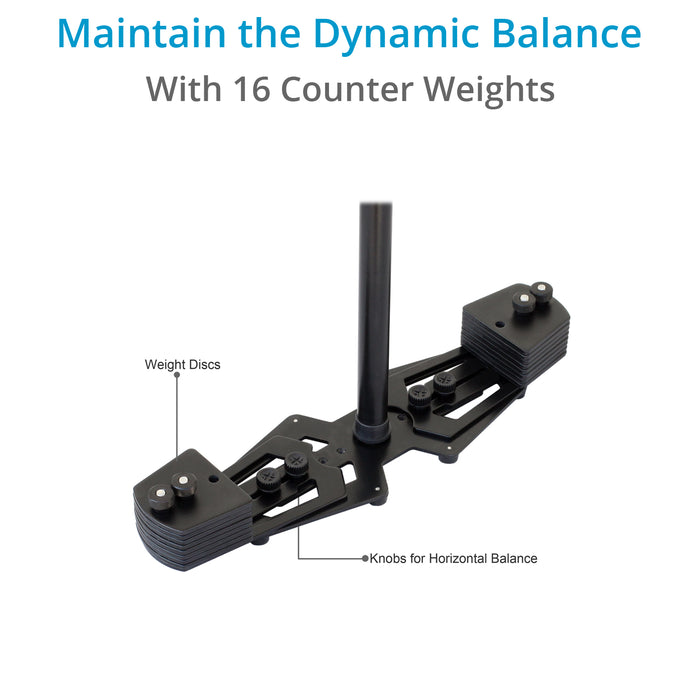 Proaim Flycam HD-3000 Handheld Video Stabilizer