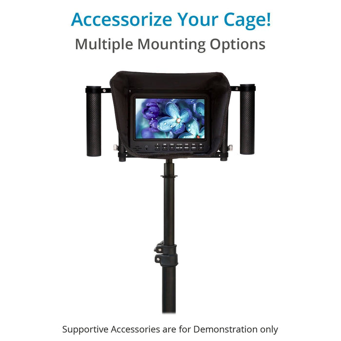 "Proaim Universal 9"" Camera Monitor Director Cage"