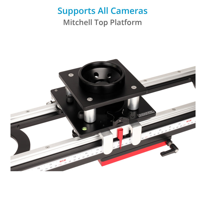Proaim Flyking Precision Camera Slider (100mm Bowl) + Flight Case