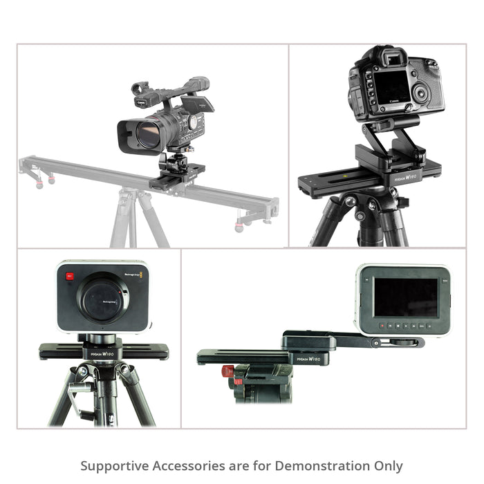 "Proaim Wigo 9"" Portable Camera Slider"