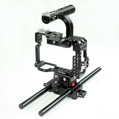 Camtree Hunt Baseplate Cage With Top Handle