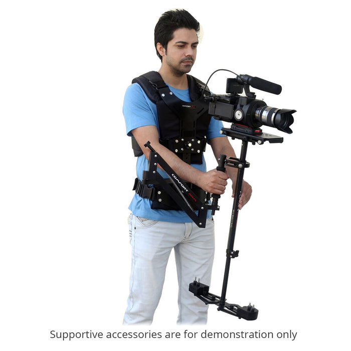 Flycam Comfort Arm & Vest Camera Stabilization System (Used)