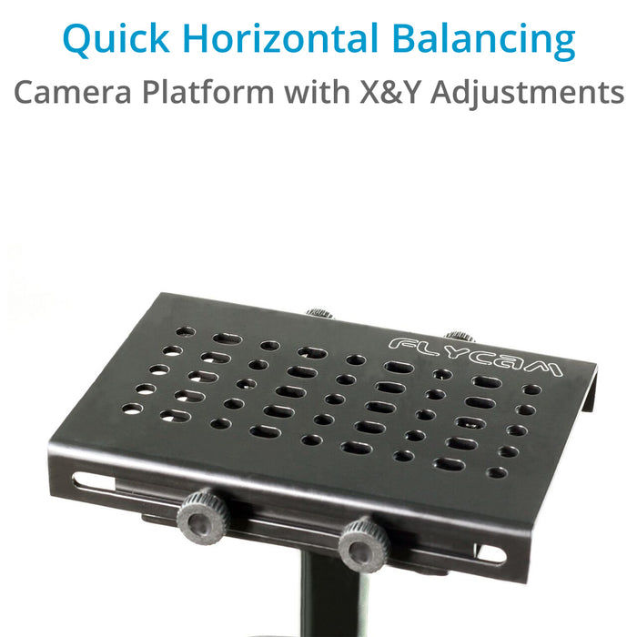 FLYCAM 5000 Video Stabilizer with Quick Release Plate (Used)