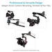 Proaim 10' Wave-2 Jib Crane for Camera / Gimbals / Pan Tilt Heads