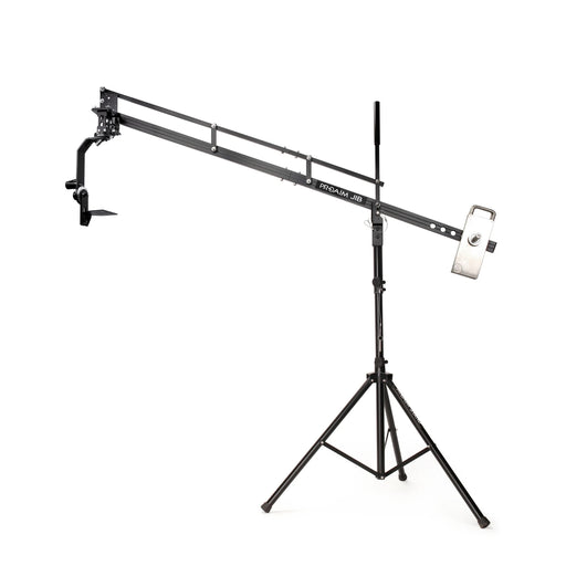 Proaim 9ft Camera Crane Jib, Stand, Jr. Pan-Tilt | Gimbal Compatible