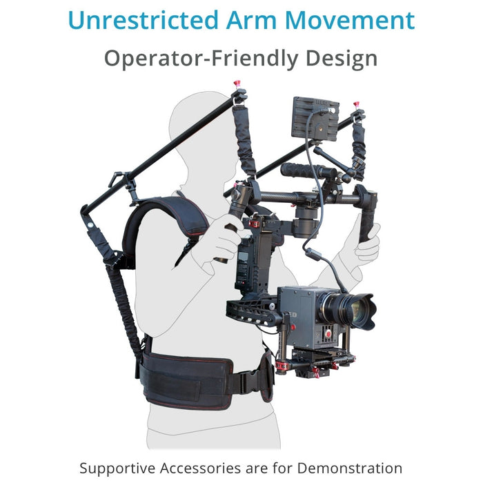 Proaim Flexi Rig Pro – Camera Gimbal Support