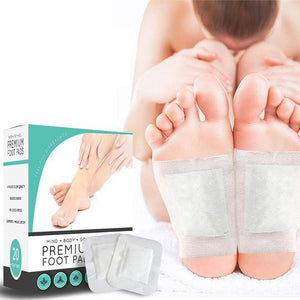 Premium Detox Foot Pads Patches (PACK OF 40)