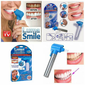 Luma Smile Teeth whitening Polish No of units 1
