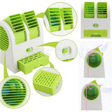 Mini Fan Air Cooler with Water Tray
