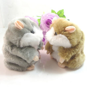 HAMSTER TALKING TOY