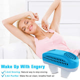 2 in 1 Anti Snoring & Air Purifying Device