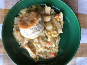 Food History Friday: Chicken Pot Pie