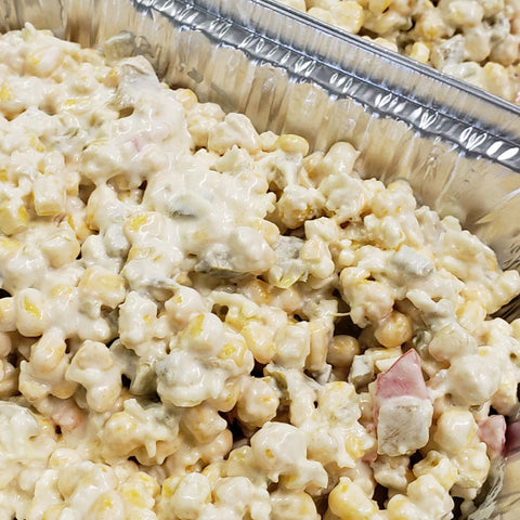 Hot Corn Dip - Shareable Game Day Snack