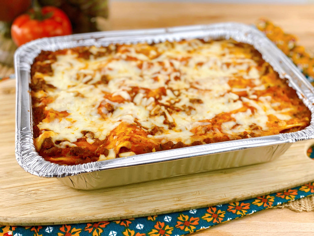 Ready Made Frozen Lasagna To Go Meal Prep SupperThymeOK Edmond