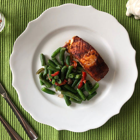 Blackened Salmon - Healthy Entree