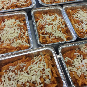 Cheesy Mostaccioli