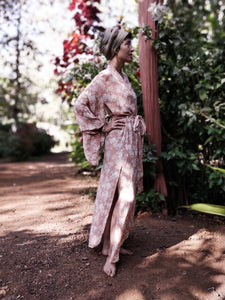 The Goa Robe, Powder Pink