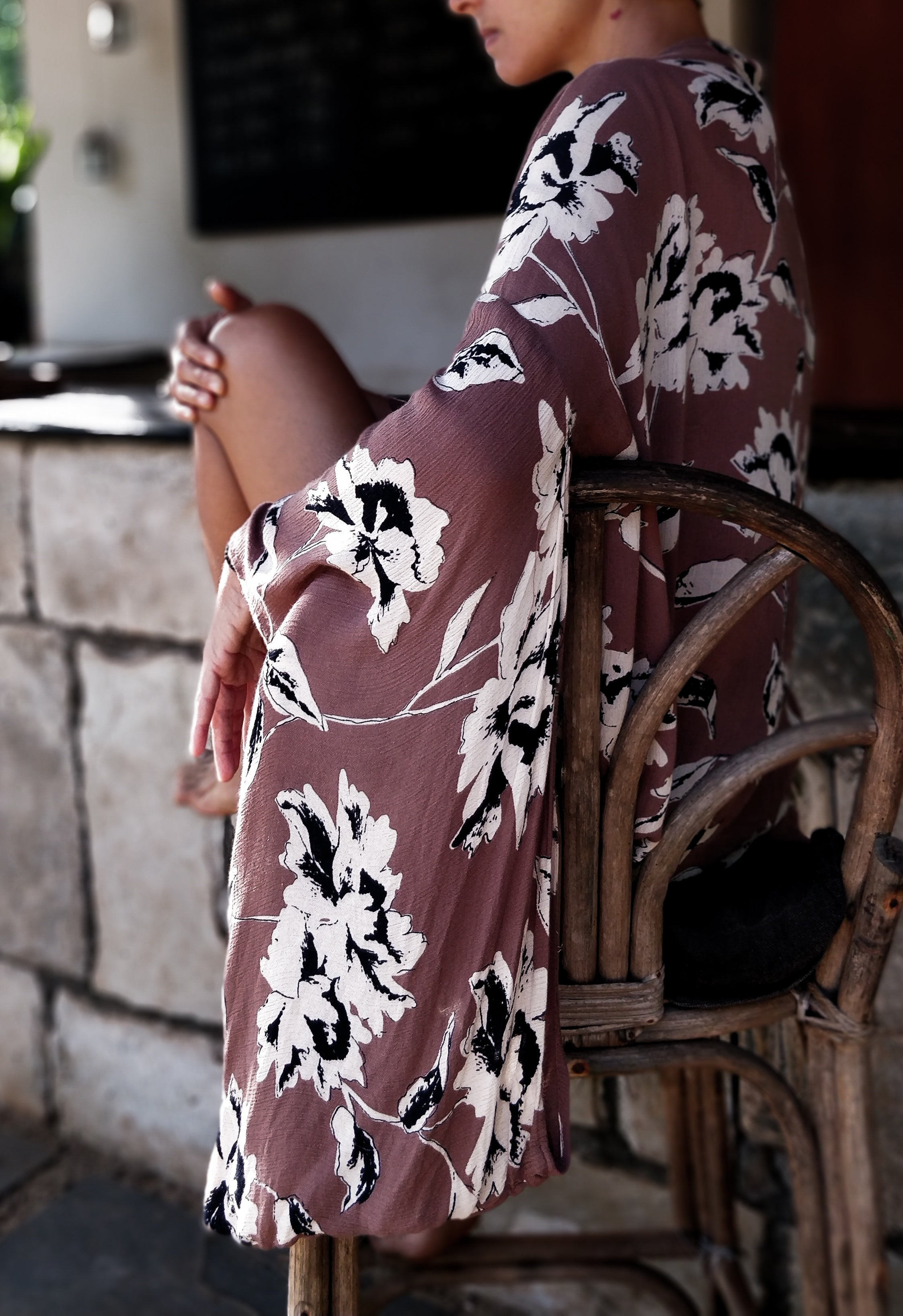 The Goa Robe, Dirty Flowers