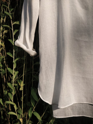The Anjuna Shirt, White