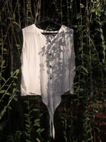 The Kristin Top, White