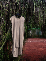 The Mandrem Kaftan, Sage Green