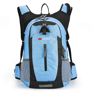 Insulated Hydration Backpack Pack Water Backpack for Hiking Camping Cycling Running