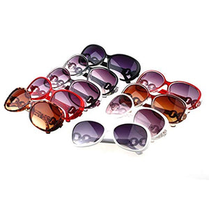 New Unisex Fashion Men Women Eyewear Casual Gradient Sunglasses Sunglasses
