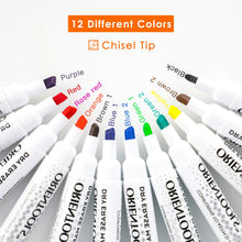 Load image into Gallery viewer, 12 Assorted Colors Bulk Pack of 52 Dry Erase Markers