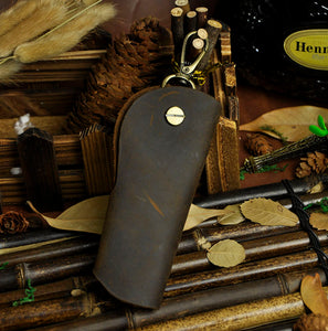 Classic Leather Key Cover