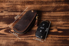 Load image into Gallery viewer, Vintage Key Fob Cover