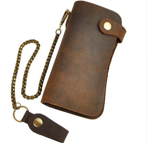 Vintage Leather Legacy Wallet