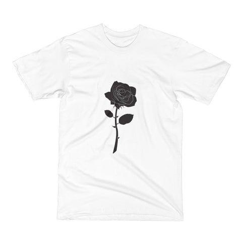 Black Rose Men's/Unisex T-shirt