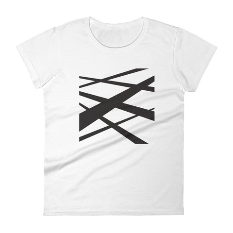 Graphic Lines Women's T-shirt