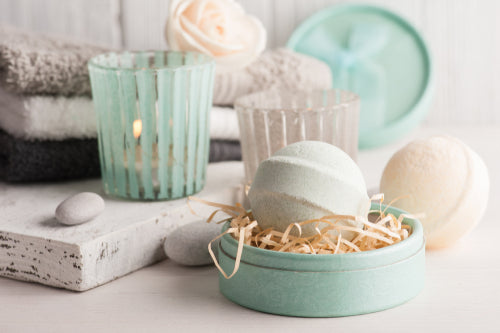 5 Key Benefits of Bath Bombs