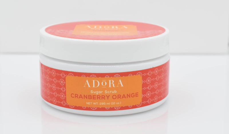 Cranberry Orange Body Butter