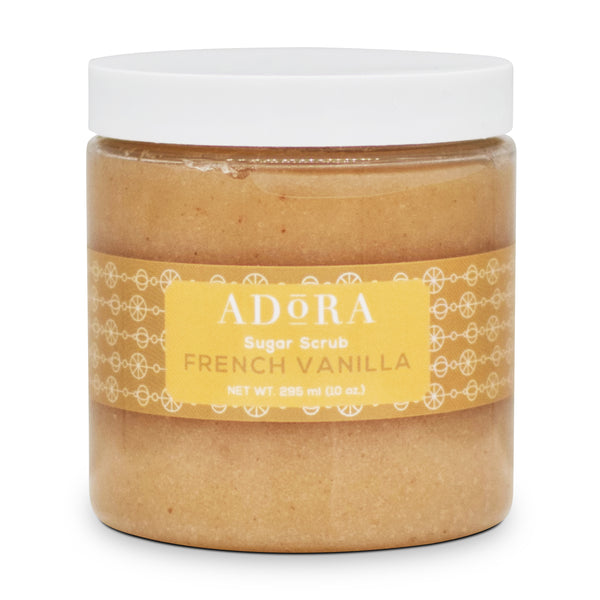 Sugar Body Scrub French Vanilla