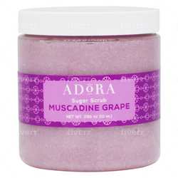 Sugar Body Scrub Muscadine Grape