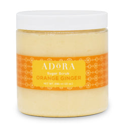 Sugar Body Scrub Orange Ginger