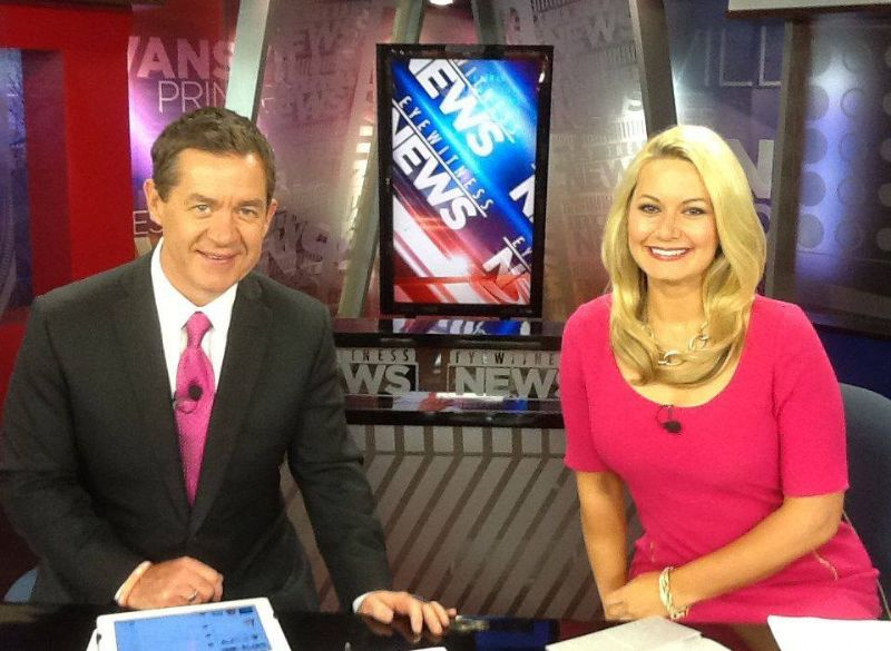Giving Up the American Dream: From TV News Anchor to Missionary