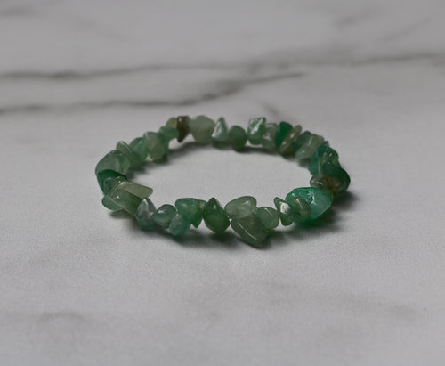 Hope Collection: Chunky Green Bracelet