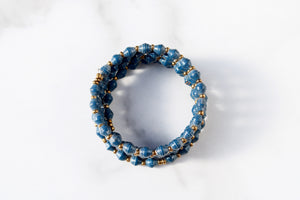 Joyce Bracelet in Navy