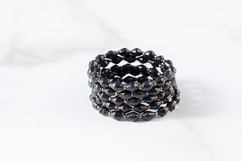 Joyce Bracelet in Black