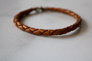 Madagascar Braided Bracelet With Clasp
