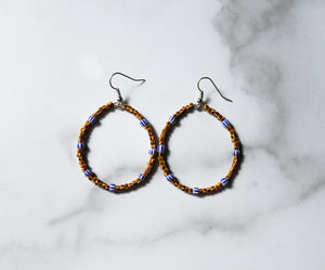 Mbale Earrings