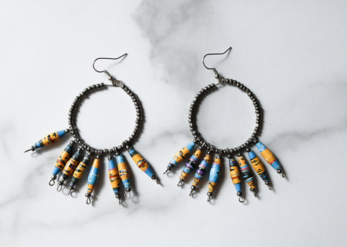 Bombo Earrings