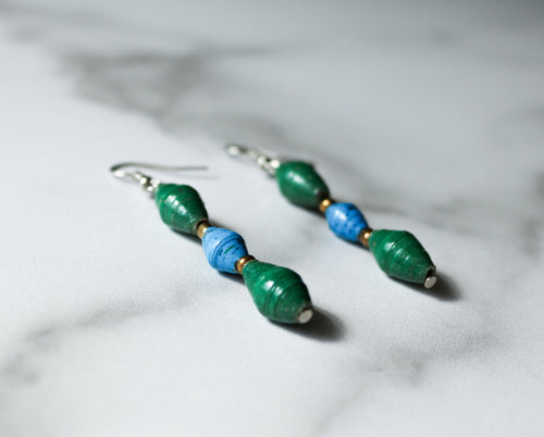 Bugembe Earrings
