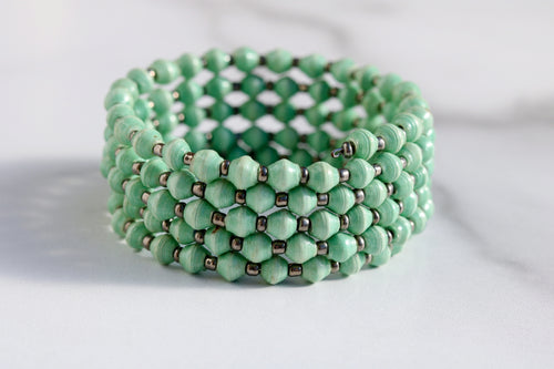 Joyce Bracelet in Mint