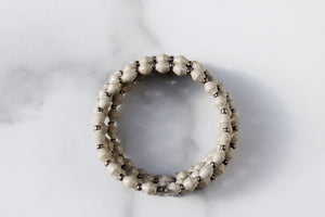 Joyce Bracelet in Grey