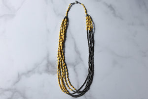 Sipi Necklace in Yellow