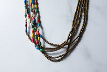 Load image into Gallery viewer, Sipi Necklace in Multicolor